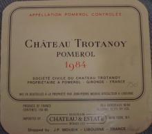 Ch Trotanoy 1984
