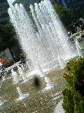 噴水 大通公園 060630