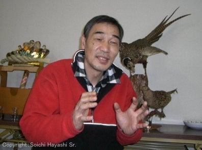 亀田昭雄さん