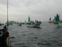 沖縄から遊漁船「アユナ丸」-つり幸