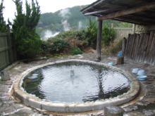 岳の湯露天
