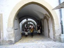 ローテンブルグ兵士の歩く小道