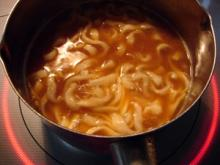 スープ入れる~