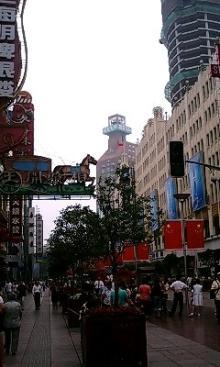 上海_歩行者天国