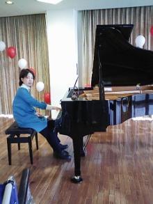 みちよんのブログ-ピアノ発表会