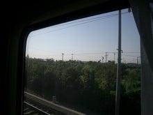天津→上海の車窓