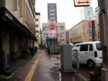 12月22日 停電中街路