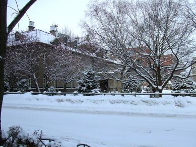 雪の資料館