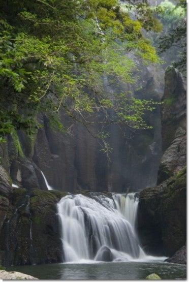 竜宮滝(縦)