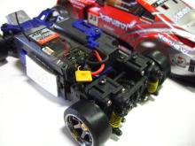 ミニッツ mini-z AWD ドリフト