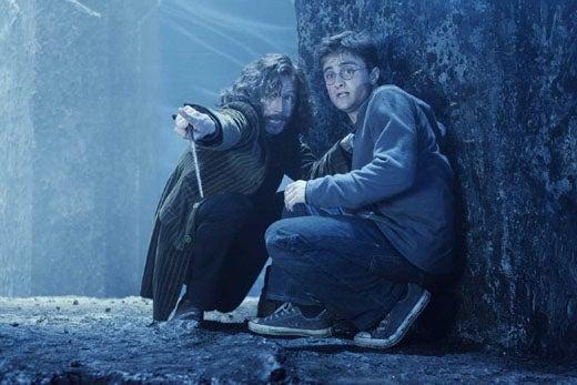 魔法省ハリーとシリウス