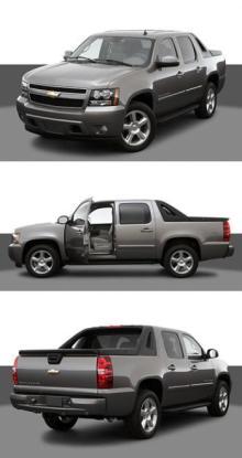 Chevrolet Avaranche 2007