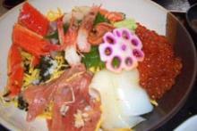 海鮮丼(宮津)
