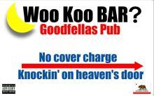 Woo Koo BAR? ウークーバー?