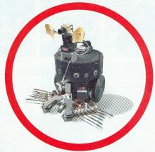 Krichmar robot
