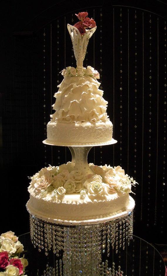 シュガークラフトとイギリス菓子教室便り-ケーキ2