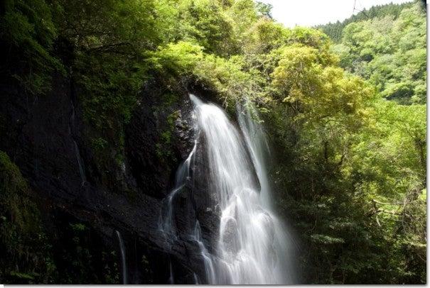 うそぐいの滝1