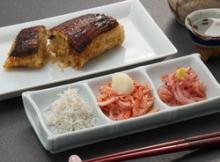 桜えび・うなぎ・地魚料理の店 蒲原の味処 よし川-ちまきセット