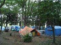代々木公園(テント2)
