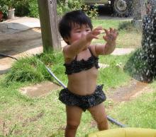 シャワー☆