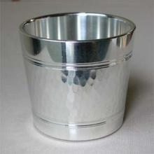 中村光二氏の錫のコップ