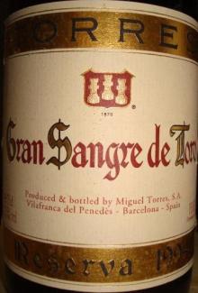 Gran Sangre de Toro TORRES 1994_002