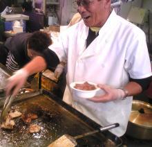 豚丼おじさん