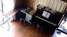 ピアノと木琴♪