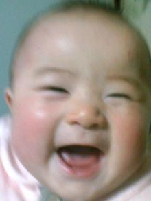 楓満面の笑み