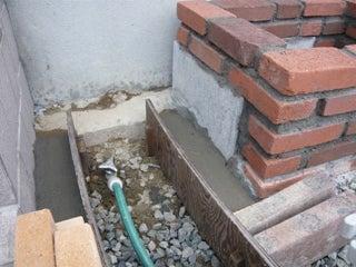 コンクリート基礎