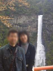 那智の滝②