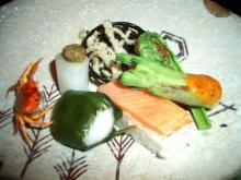 明神館 前菜1
