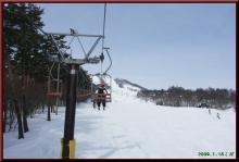 ロフトで綴る山と山スキー-よませスキー場