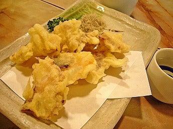 タコ天ぷら