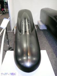 新幹線風洞モデル