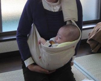 ママアイコのスリング開発秘話・育児日記