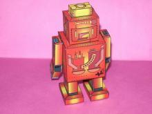 ロボットタイリク スペード1