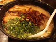 チャーシュー麺+味玉