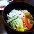 天福ゴマダレ冷麺