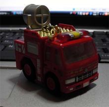 消防隊排煙電源車