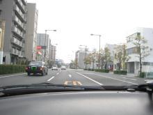 早朝の姫路