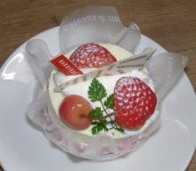 白十字ケーキ