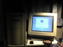旧Mac 8500/120 G3改