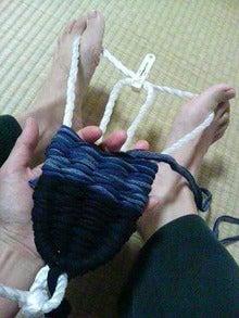 ぞうり編み