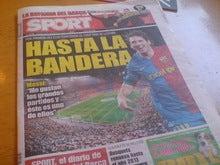 FCバルセロナ 日記 ~現地バルセロナからではありません・・・~-20081212104406.jpg