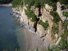 大連金石灘浜海国家地質公園5
