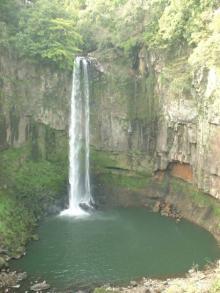 新緑の五老ヶ滝