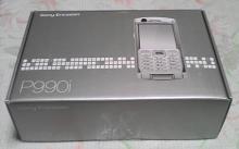 P990iの箱