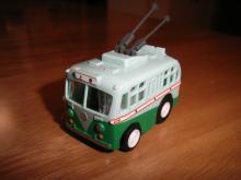 ナガノ トロリーバス