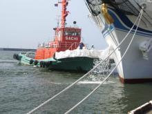 8月6日 海王丸